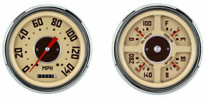 1947 53 Gmc Truck Oe Classic Instruments Gauge Package Ct47gm52
