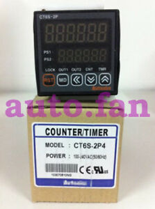 For Autonics Ct6s 2p4 Counter 100 240vac