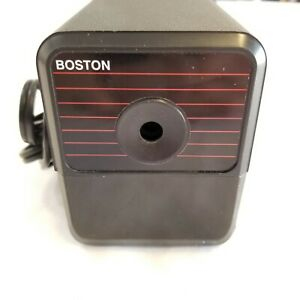 Boston Electric Pencil Automatic Sharpener Made In Usa Tested Working