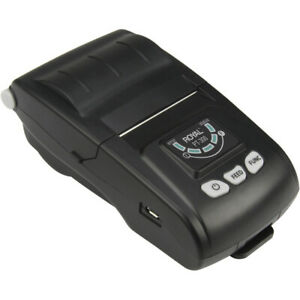 Royal Pt 300 Wireless Handheld Wi fi enabled Remote Thermal Printer For Pos1500
