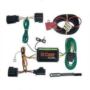 Curt Trailer Hitch T Connector Wiring Converter 56140 For Ford Focus Hatchback