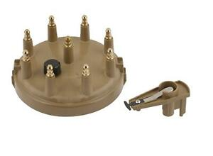 Accel 8233 Brass Contact Distributor Cap Rotor Kit Ford V8 s 1986 To 1997