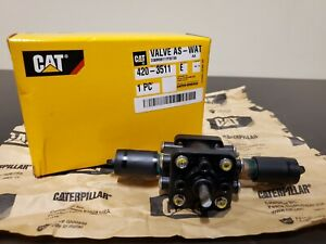 Caterpillar Cat Track Loader Heater Water Valve 420 3511 New