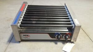 Apw Wyott Hrs 31s Commercial Hot Dog Roller Grill