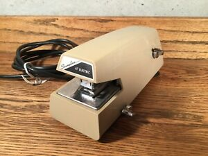Vintage Swingline 67 Electric Stapler Works Great Working Excellent Cond