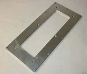 Pro filer Performance Products Tunnel Ram Top Plate For Hat Injection Enderle