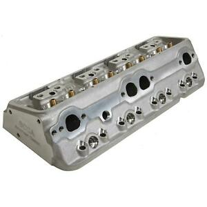 1 Pair Edelbrock 608879 Scca Legal Bare Cylinder Heads Small Block Chevy V8 s