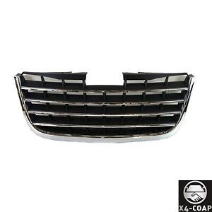 2008 2010 Chrysler Town Country Grille With Chrome Center Molding Ch1200309