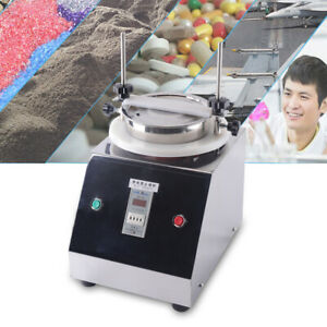 Electric Vibrating Sieve Machine For Granule Powder Slice Different Screen Sp