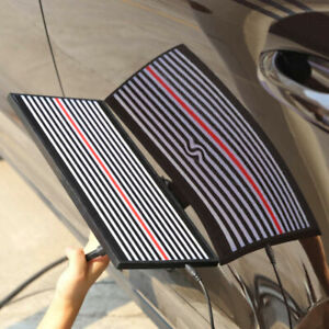 Line Board Pdr Tool Paintless Repair Reflector Light For Auto Dent Damage Hail