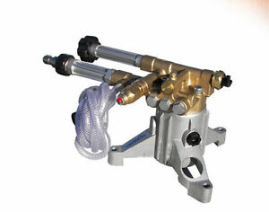 Pressure Washer Pump Plumbed Ar Rmw2528 2 5 Gpm 2800 Psi 3400 Rpm