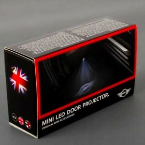 Mini Cooper Led Door Projector Projection Courtesy Puddle Lights no Box