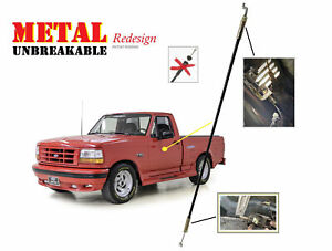 Upgraded Inside Door Latch Cable New For Ford Pickup F Series F 150 F 250 F 350