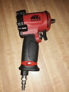 Mac Tools 3 8 Drive Mini Air Impact Wrench Awp038m Only Used Twice Very Clean