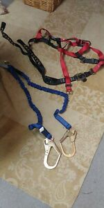 Northern Safety Harness And Lanyard