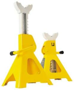 Performance Tool W41023 Jack Stand Yellow
