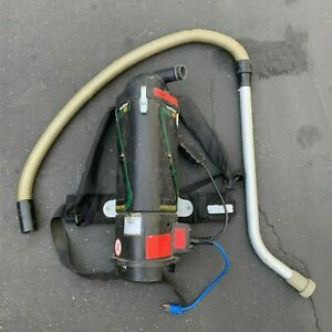 Nss Outlaw Bv Back Pack Vacuum Used Shape