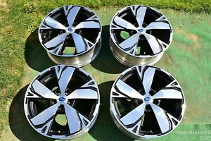 18 Subaru Forester Touring Oem Factory Wheels 2019 Genuine Outback Ascent 5x114