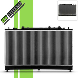 New Aluminum Radiator Replacement For 2003 2004 2005 2006 Mazda 6 3 0l V6 2672