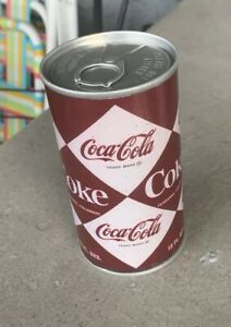 COCA-COLA REPRODUCTION PULL TOP SODA CAN