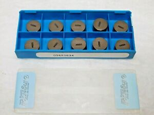 Ingersoll Round Ceramic Turning Inserts Rngn120700t6 As20 Qty 10 5701681