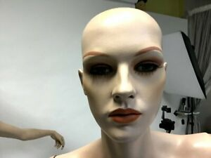 Rootstein Used Realistic Mannequin Body Gossip Series