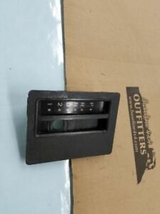 Jeep Tj Wrangler Automatic Transmission Shifter Indicator 1997 2002 2001 17428