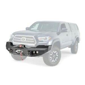 Warn 100927 Ascent Front Bumper For Toyota Tacoma New