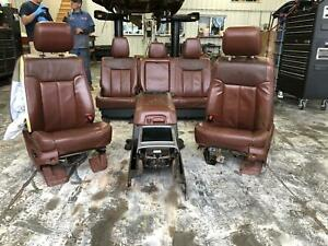 2011 2016 Ford F250 F350 Superduty King Ranch Seats Interior Heated Cooled Power