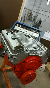 1969 1968 Corvette Engine L88 Heads Cam 198 Winters Intake 3963512 Block