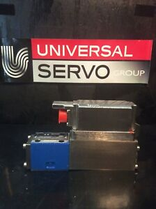 Tested Working 0811404601 Bosch rexroth 4wrpeh6c3b12l 20 g24k0 a1m 5067453 1