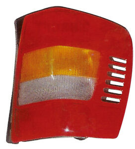 Tail Light Rear Back Lamp For 99 02 Jeep Grand Cherokee Passenger Right