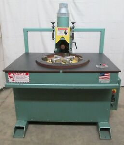 Us Concepts Stair Easing Moulder fas 50 230 115v 18a 6hp 100995