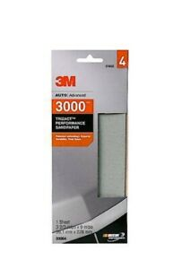 3m 03064 Trizact Performance 3000 Grit Sandpaper 3 2 3 In X 9 In Vermont Tool