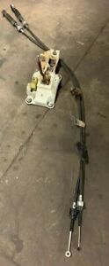 02 06 Acura Rsx Type s Oem Manual Shifter Box With Cables Oem Shift Linkage