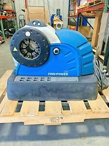Finn power 32ms Hydraulic Hose Crimper For Up To A 2 Hose