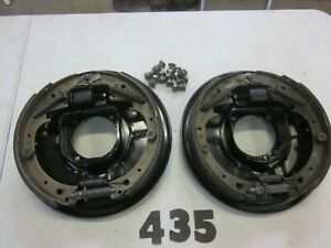 1953 1956 Ford F 200 Front Hydraulic Brake Backing Plates