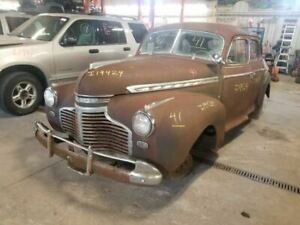 1941 Chev Grille No Outer Trim 672122