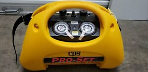 Refrigerant Recovery Machine Cps Cr700