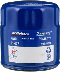 Acdelco Pf47e Professional Engine Spin On Oil Filter Pack Of 1