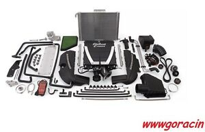 Edelbrock E Force Supercharger Fits 2014 2015 Chevy Camaro Ss With Manual Trans