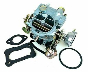 Carburetor 2gc 2 Barrel Rochester Style For Chevy 307 350 5 7l 400 352 Cfm