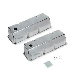 Mr Gasket 6890g Aluminum Tall Valve Covers 351c 351 400m Ford