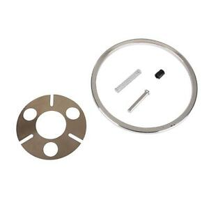 Ididit 1955 1968 Aluminum Gm Chevy Style Steering Column Horn Adapter Kit