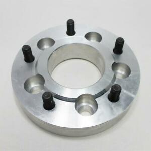 Garage Sale Aluminum 1928 35 Ford Wire Wheel Adapters 5 X 5 Inch