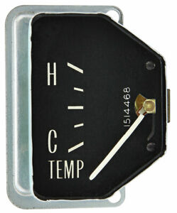 Restoparts Temperature Gauge 1961 1962 Cadillac Calais Deville And Eldorado