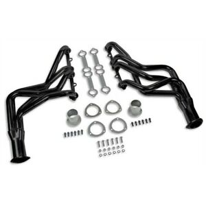 Flowtech 11100flt Long Tube Header 3 Inch Collector Chevy Camaro Chevelle Nova