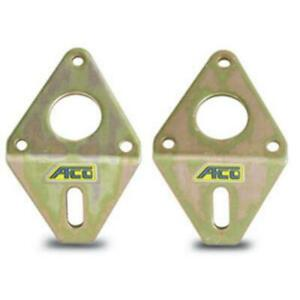 Afco 80651 Pair Of Chevy Front Solid Steel Engine Mounts Small Big Block