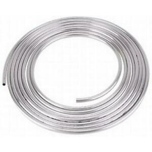 Speedway 3 8 Od Aluminum Hard Fuel Line Tubing
