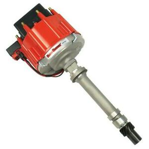 Pertronix D1071 Flame thrower Chevy Bbc Sbc 350 454 Hei Distributor Race Only